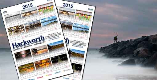 2015 Hackworth Wall Calendar
