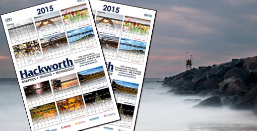 2015 Hackworth Wall Calendar