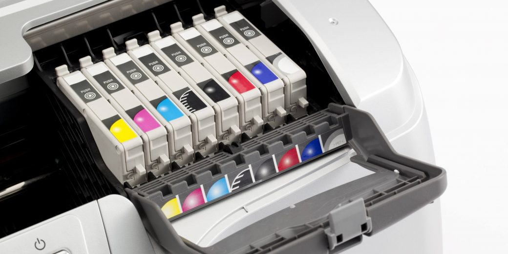 wide format printing inks