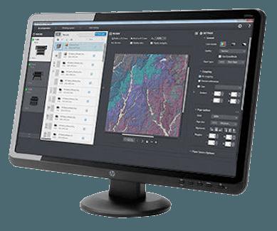 HP Designjet SmartStream