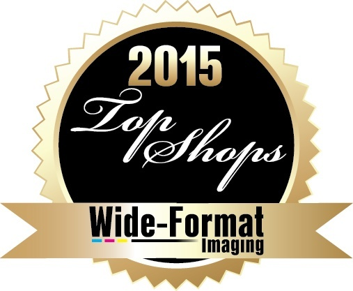 Wide-Format Imaging Top Shop 2015