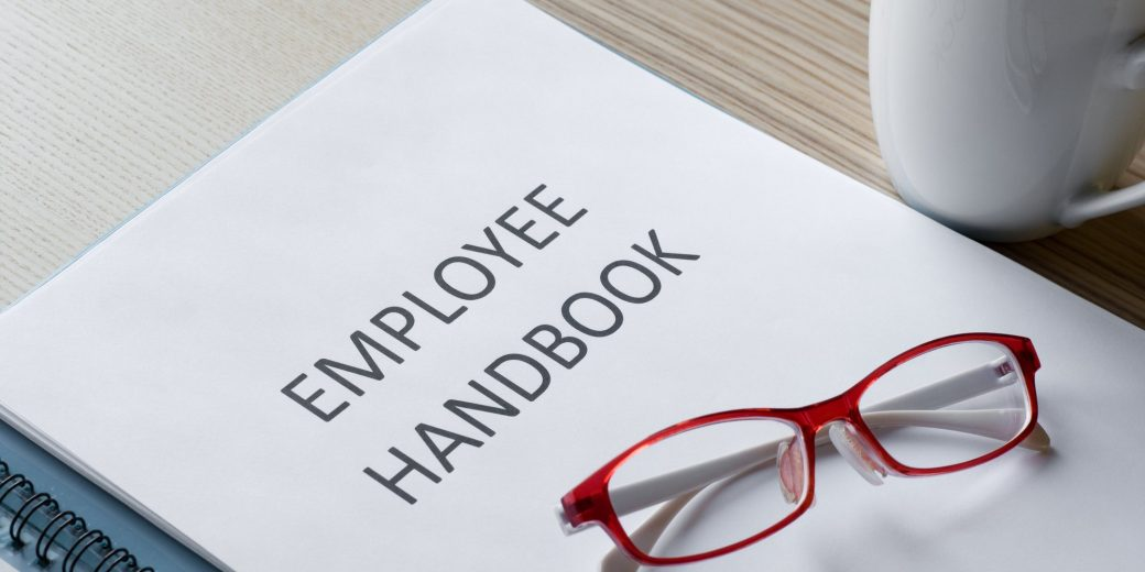 creating an employee handbook